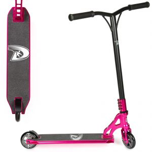 Land Surfer PRO Stunt Scooter - Pink