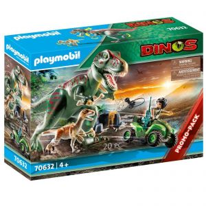 Playmobil T-rex Attack 70632