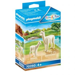 Playmobil 70350 Family Fun - Alpaca with Baby
