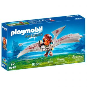 Playmobil Dwarf Flyer - Knights 9342