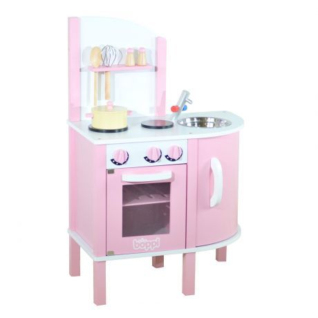 boppi® Wooden Play Kitchen