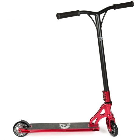 Land Surfer Pro Stunt Scooter Red