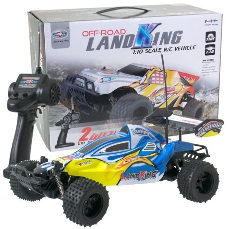 bopster RC Remote Radio Control Off Road Buggy Racer