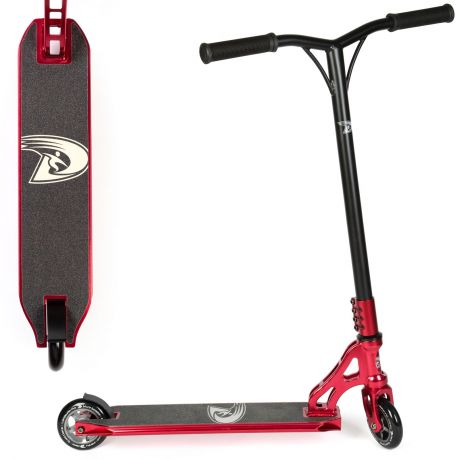 Land Surfer PRO Stunt Scooter - Red