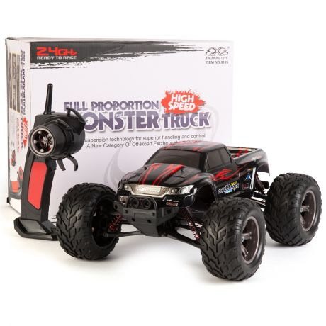 RC Radio Remote Control Off-Road Monster Truck 1:12 Scale 2.4GHz Frequency
