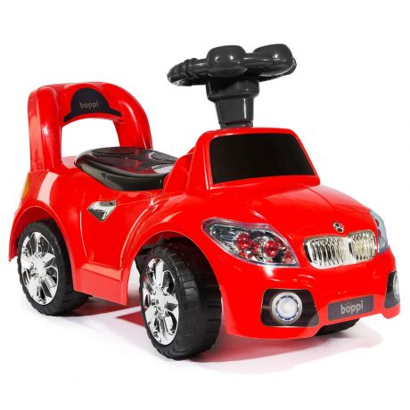 bopster Ride On Sports Car Red
