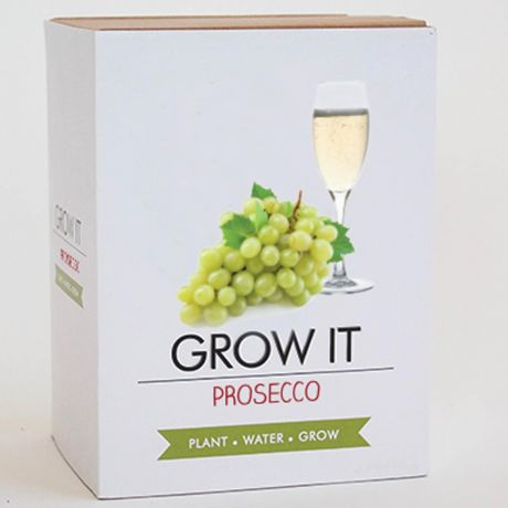 Grow It - Prosecco Planting Starter Set