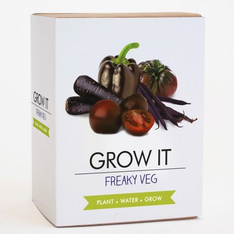Grow It - Freaky Veg Planting Starter Set