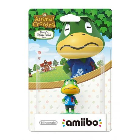 Amiibo Kapp'n Animal Crossing Character - Nintendo Switch
