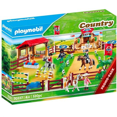 Playmobil 70337 Country Large - Equestrian Tournament