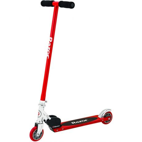 Razor S Sport Folding Kick Scooter, Red