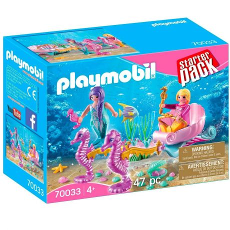 Playmobil 70033 Starter Pack - Seahorse Carriage