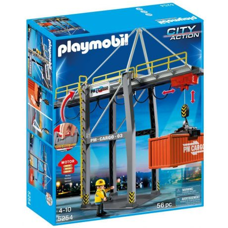 Playmobil 5254 Loading Crane