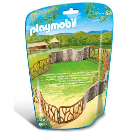 Playmobil 6656 - Zoo Enclosure pack