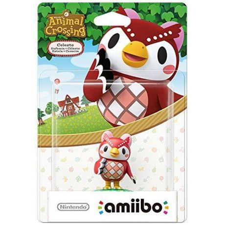 Amiibo Celeste Animal Crossing Character - Nintendo Switch