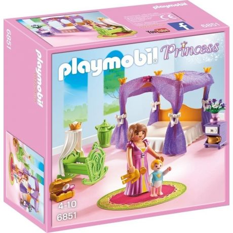 Playmobil 6851 Princess - Chamber with Cradle