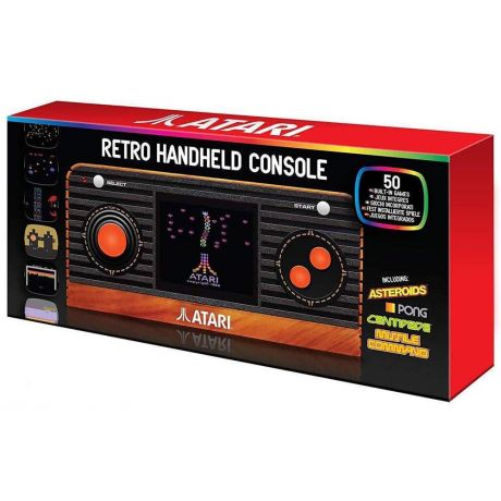 Atari Handheld Console (Electronic Games)