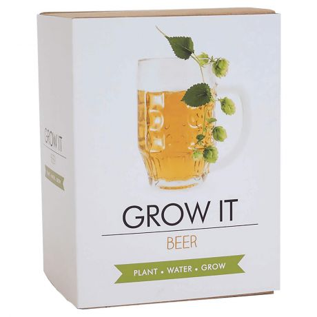 Grow It - Beer Hops Planting Starter Set
