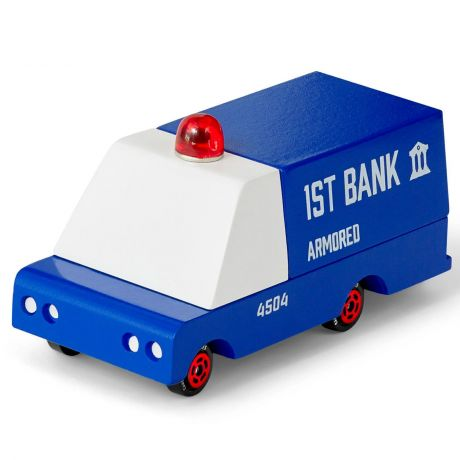 Candylab Candy Car Armoured Van bopster
