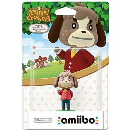 Amiibo Digby Animal Crossing Character - Nintendo Switch