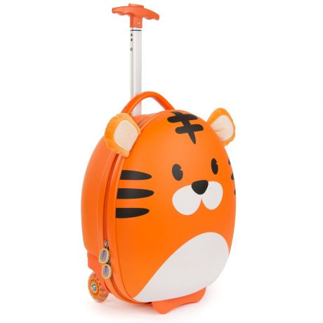 boppi Luggage Case Tiger Side on Half Handle