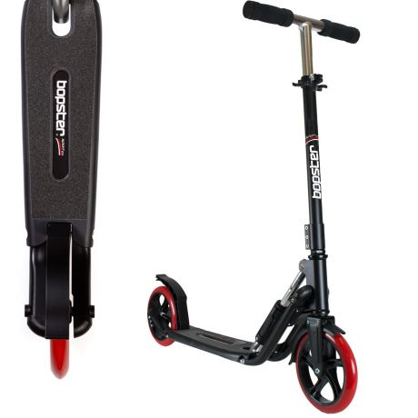 bopster Sport Pro - Adult Urban Scooter - Black