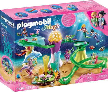 Playmobil 70094 Magic - Mermaid Cove with Illuminated Dome
