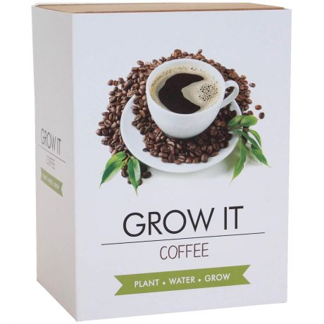 Grow It - Coffee Plant Starter Set