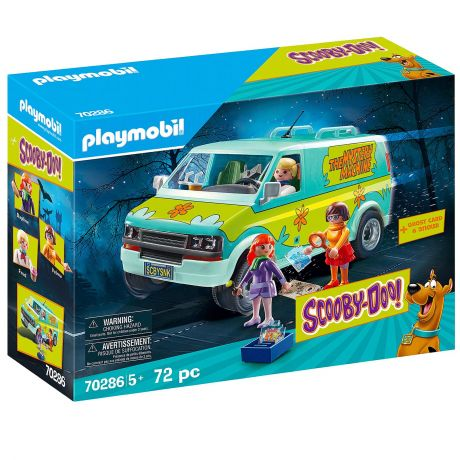 Playmobil 70286 Scooby-Doo! - Mystery Machine Set
