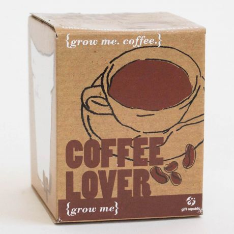 Grow Me - Coffee Lover Planting Starter Set