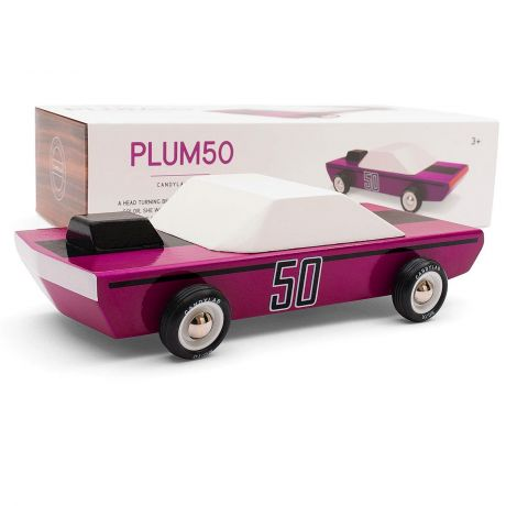 Candylab – Racing Model Plum 50 Purple Sports Vehicle