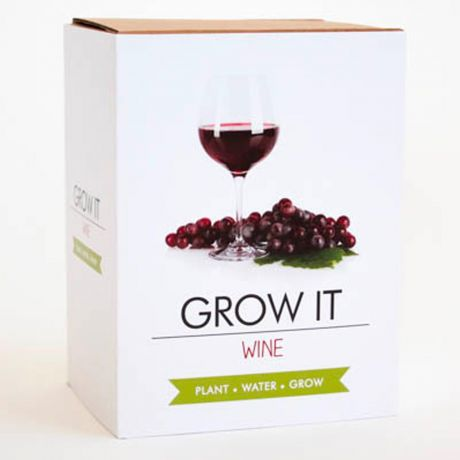 Grow It - Wine Planting Starter Set