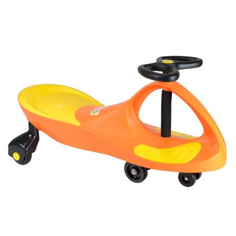 Boppi Swing Wiggle Car Bright Orange