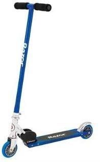 Razor S Sport Folding Kick Scooter, Blue