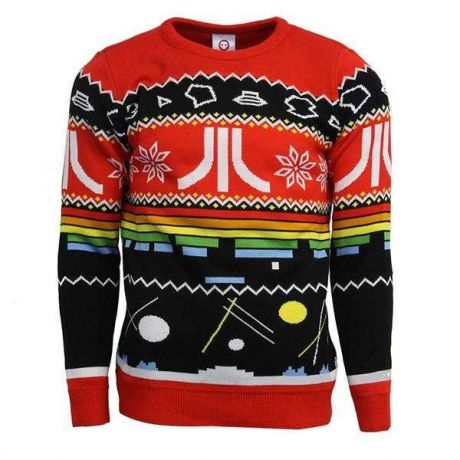 Official Atari Christmas Jumper / Ugly Sweater - UK XS / US 2XS
