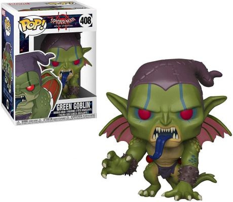 Funko Pop! Heroes: Into The SpiderVerse - Green Goblin 408 (33979)