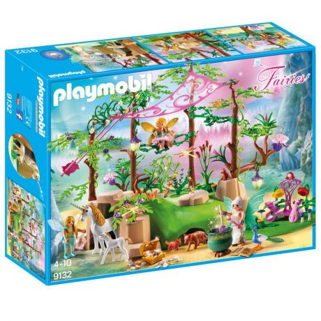 Playmobil 9132 Fairies - Magical Fairy Forest -
