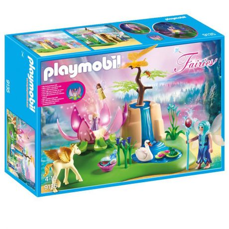 Playmobil 9135 Fairies - Mystical Fairy Glen