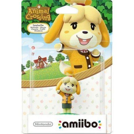 Amiibo Isabelle Animal Crossing Character - Nintendo Switch
