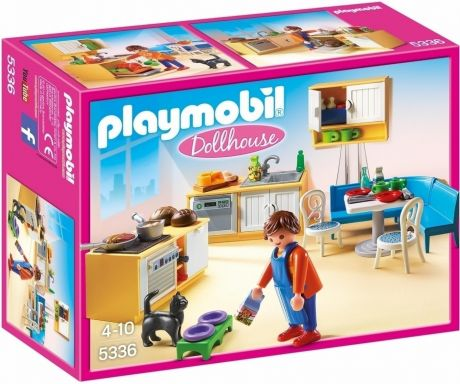 Playmobil 5336 Dollhouse - Country Kitchen box