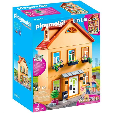 Playmobil 70014 City Life - Townhouse