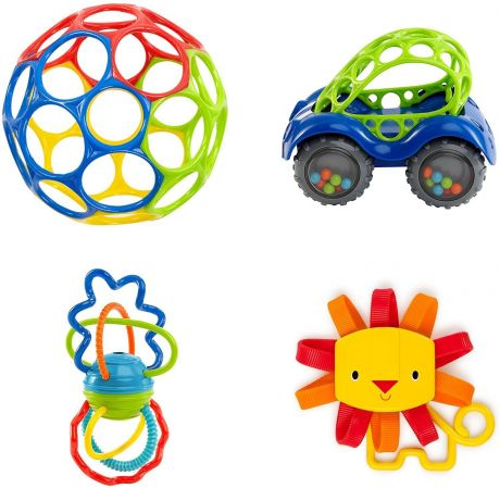 Oball - Roarin' and Rollin' Activity Toy Gift Set