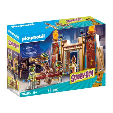 Playmobil Adventure in Egypt - Scooby Doo! 70365