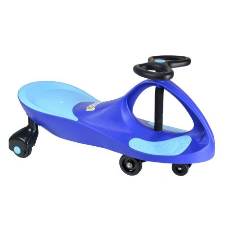 Boppi Swing Car Ride On - Blue