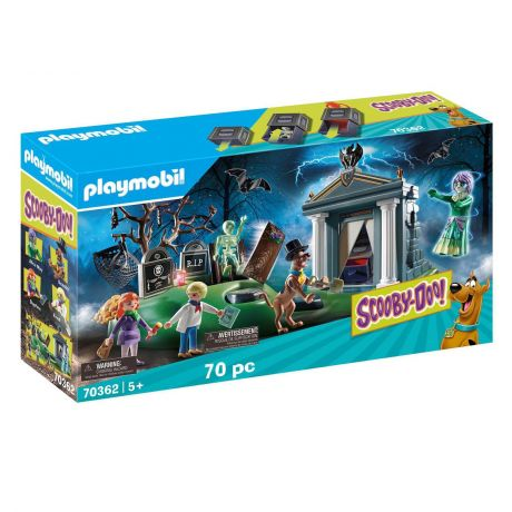Playmobil Scooby Doo! - Adventure in the Cemetery 70362