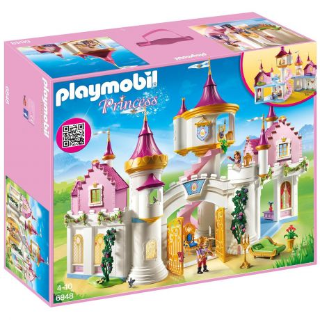 Playmobil 6848 Princess - Grand Castle box