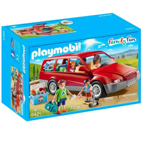 Playmobil 9421 Family Fun - Holiday Car
