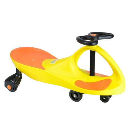 Boppi Swing Wiggle Car Bright Yellow