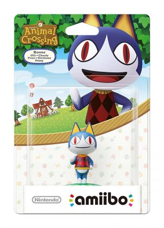 Amiibo Rover Animal Crossing Character - Nintendo Switch