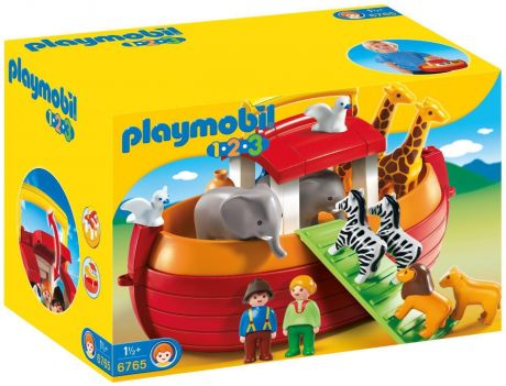 Playmobil 6765 1.2.3. - My Take Along Noah's Ark